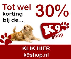 k9shop korting